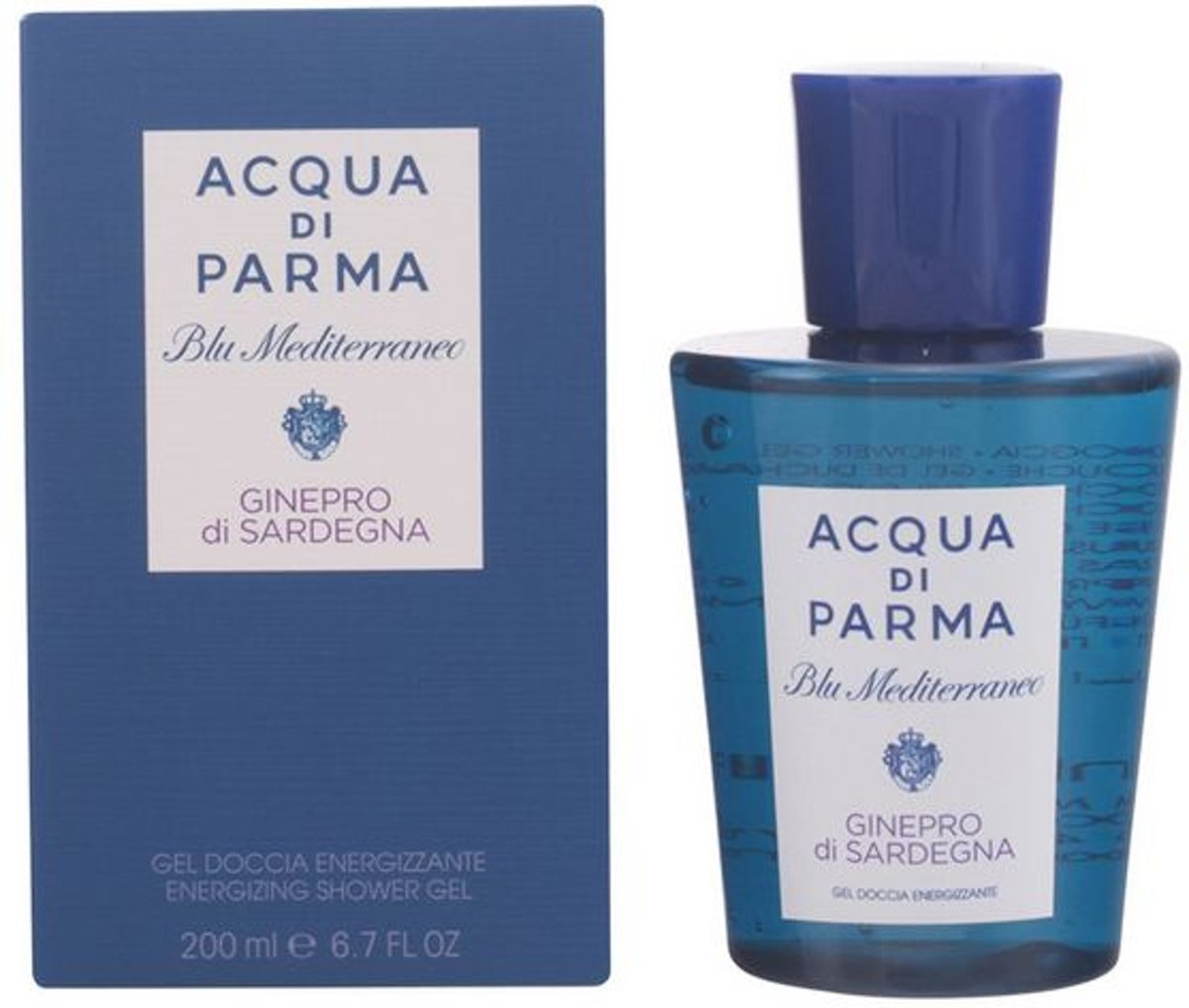 ACQUA DI PARMA(W)GINEPRO SHOWERGEL 200ML