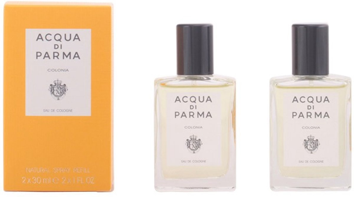 Acqua Di Parma - ACQUA DI PARMA - eau de cologne - spray refill 2x 30 ml