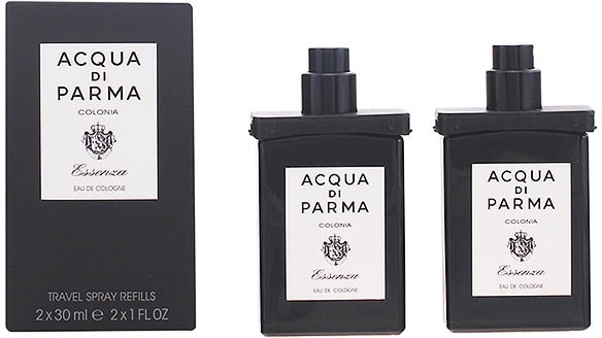 Acqua Di Parma - ESSENZA - eau de cologne - travel spray refill 2x30 ml