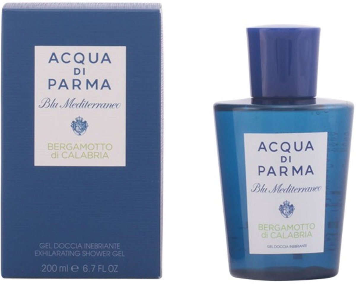 Acqua Di Parma BLU MEDITERRANEO BERGAMOTTO DI CALABRIA - shower gel - 200 ml