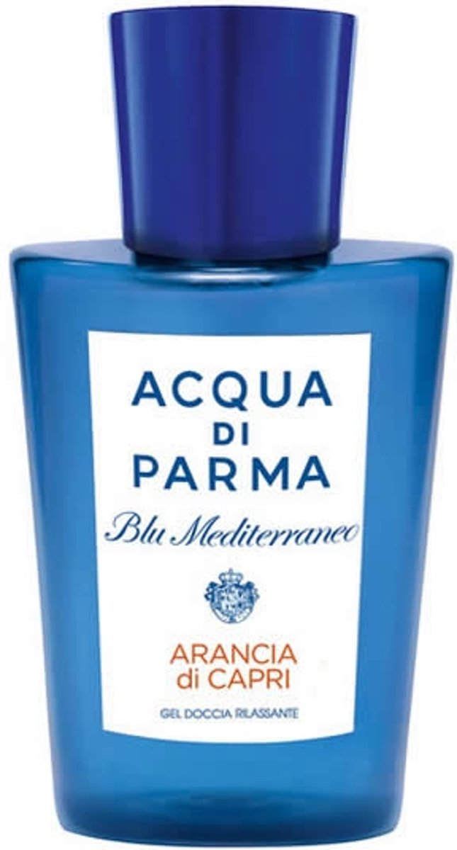 Acqua Di Parma Blue Mediterraneo By Acqua Di Parma Arancia Di Capri Shower Gel 200 ml - Fragrances For Men