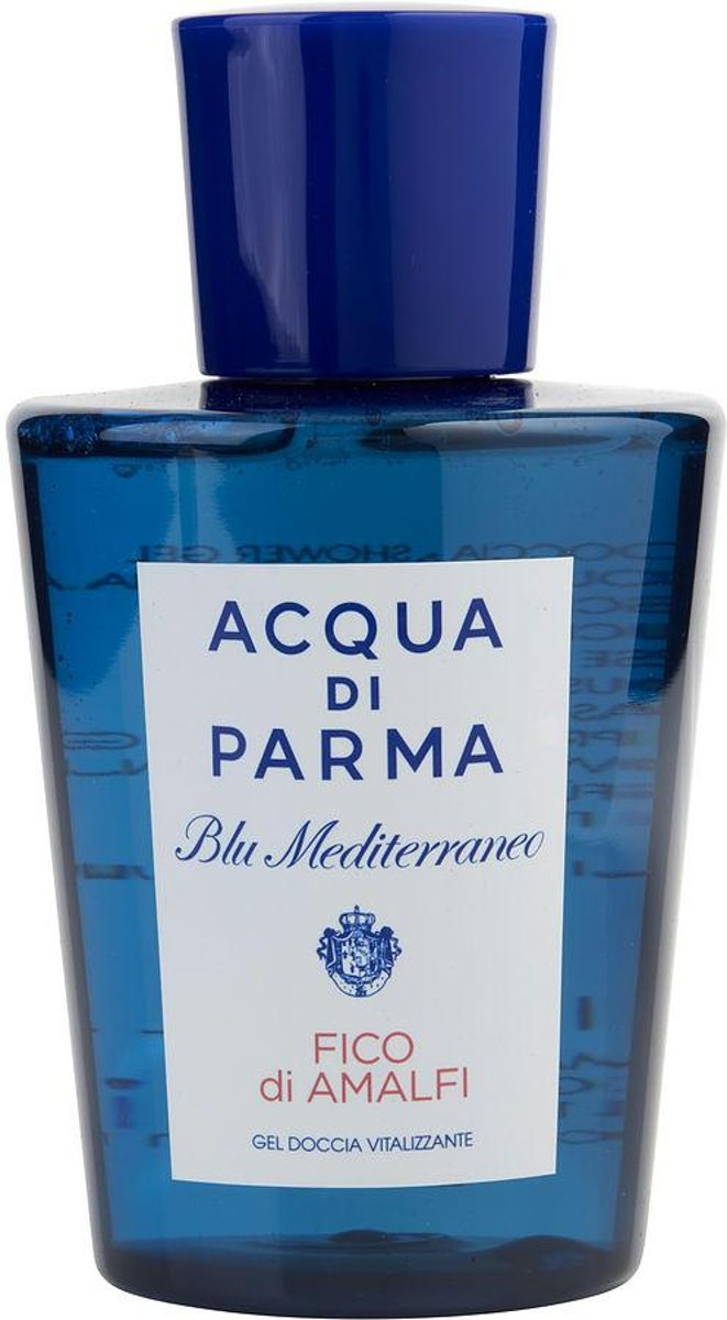 Acqua Di Parma Blue Mediterraneo By Acqua Di Parma Fico Di Amalfi Shower Gel 200 ml - Fragrances For Women