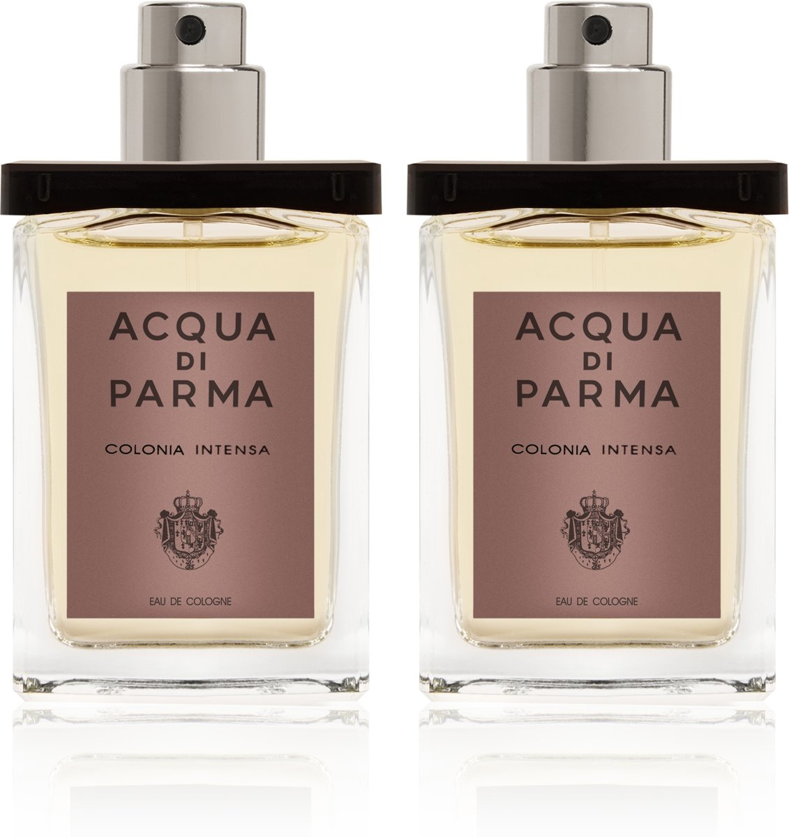 Acqua Di Parma Colonia Intensa Eau De Cologne Spray 2x30ml Refill
