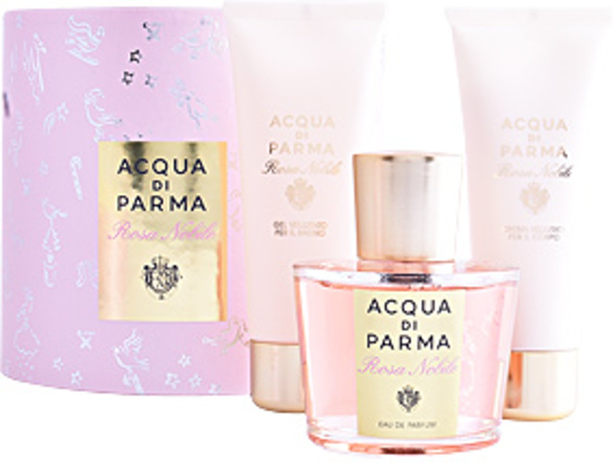 Acqua Di Parma ROSA NOBILE SET 3 pz