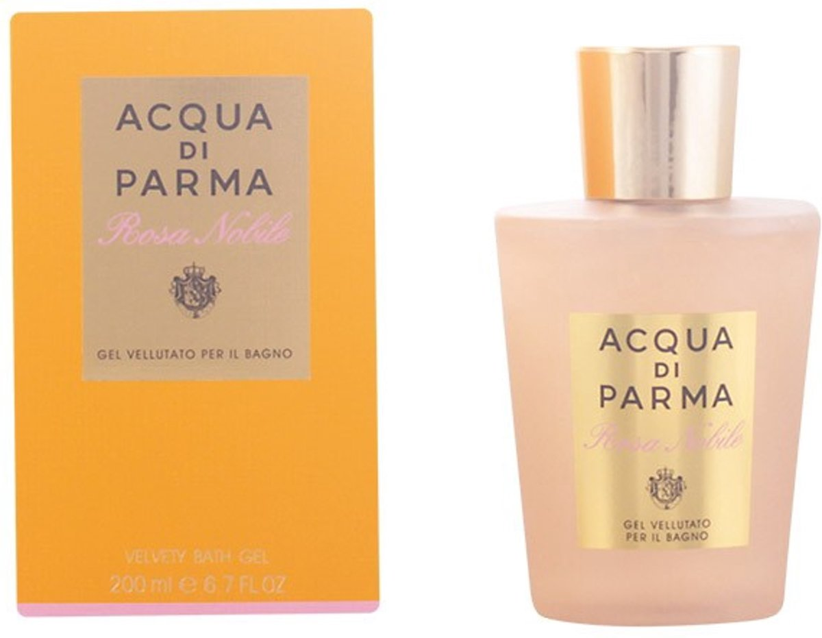 Acqua Di Parma ROSA NOBILE special edition - shower gel - 200 ml