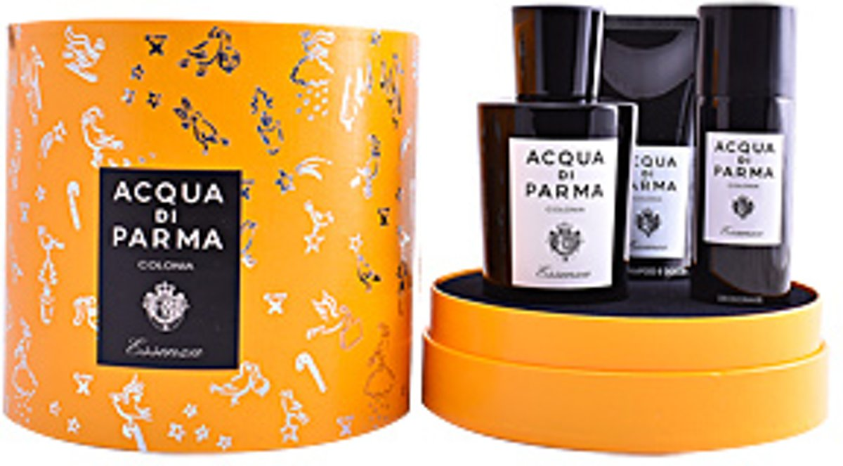 Acqua Di Parma cologne ESSENZA SET 3 pz
