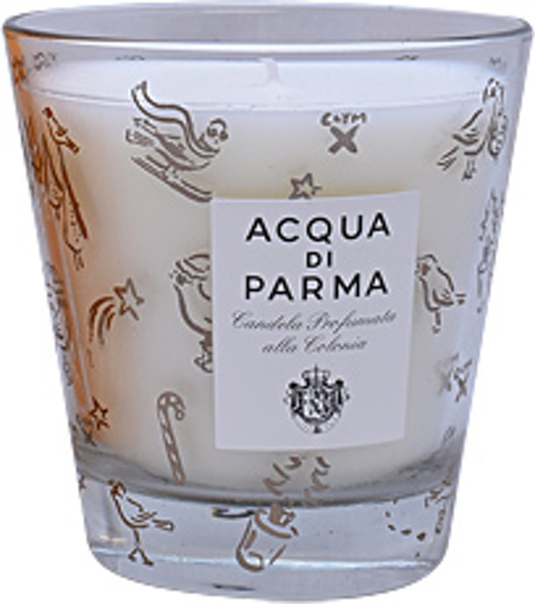 Acqua Di Parma cologne perfumed candle special edition