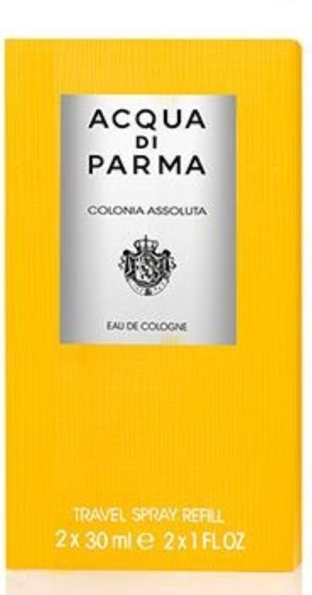 Acqua di Parma - Colonia Assoluta Eau de Cologne Travel Spray 2x30ml Refill