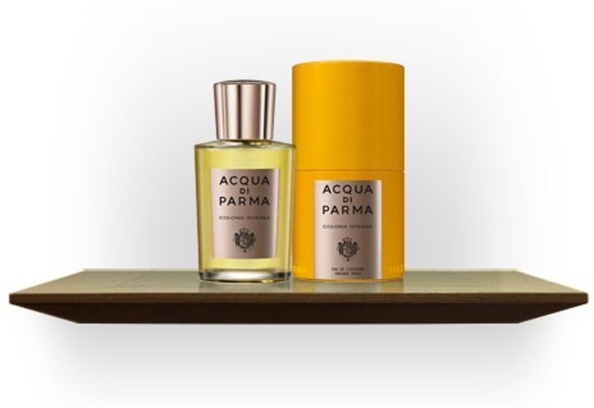Acqua di Parma Colonia Intensa Mannen 180ml eau de cologne