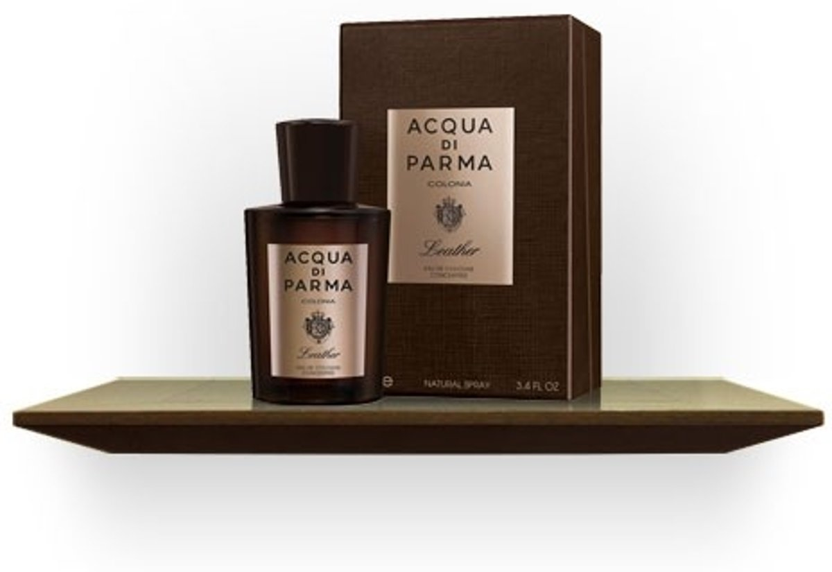 Acqua di Parma Colonia Leather 180ml eau de cologne