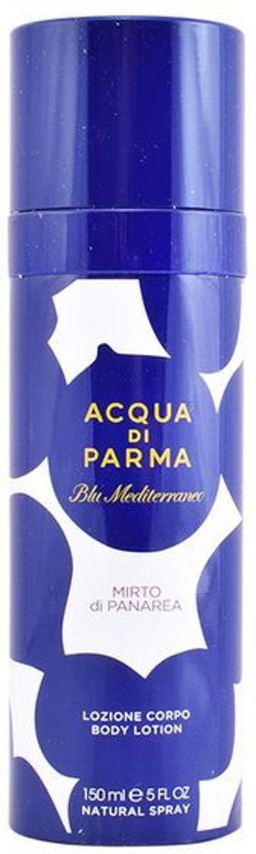 Body Lotion Blu Mediterraneo Mirto Di Panarea Acqua Di Parma (150 ml)