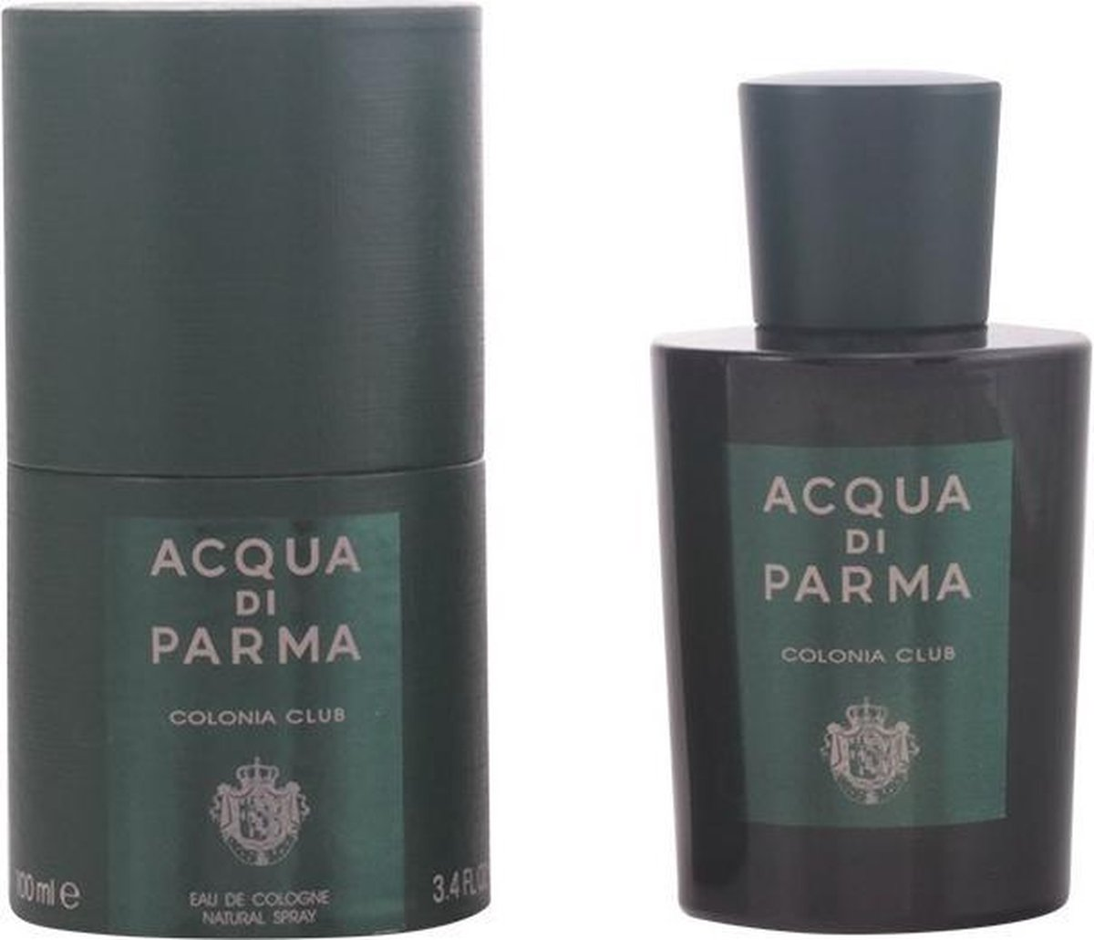MULTI BUNDEL 2 stuks - Acqua Di Parma - COLONIA CLUB - eau de cologne - spray 100 ml