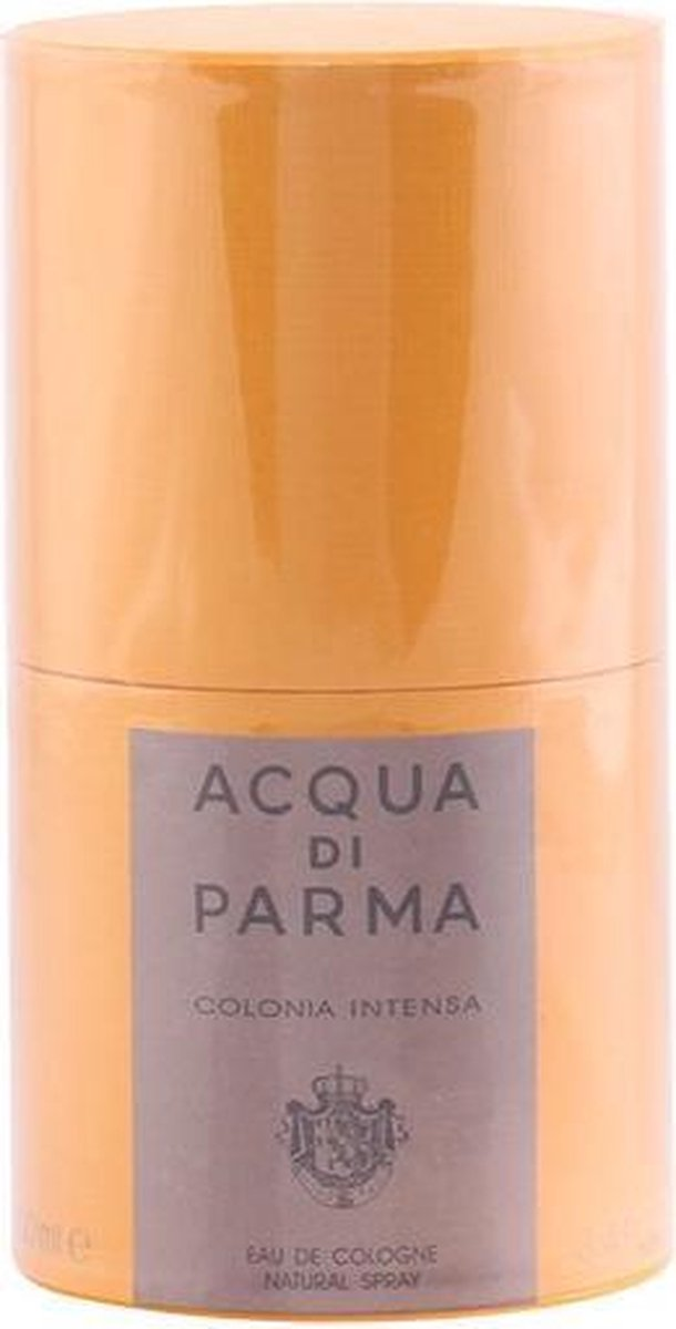 MULTI BUNDEL 2 stuks - Acqua Di Parma - INTENSA - eau de cologne - spray 100 ml