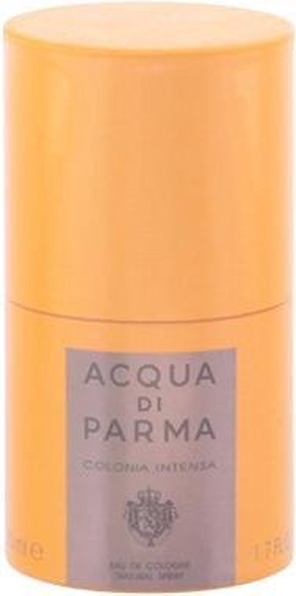 MULTI BUNDEL 2 stuks - Acqua Di Parma - INTENSA - eau de cologne - spray 50 ml