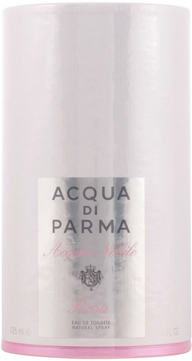 MULTI BUNDEL 2 stuks ACQUA NOBILE ROSA Eau de Toilette Spray 125 ml