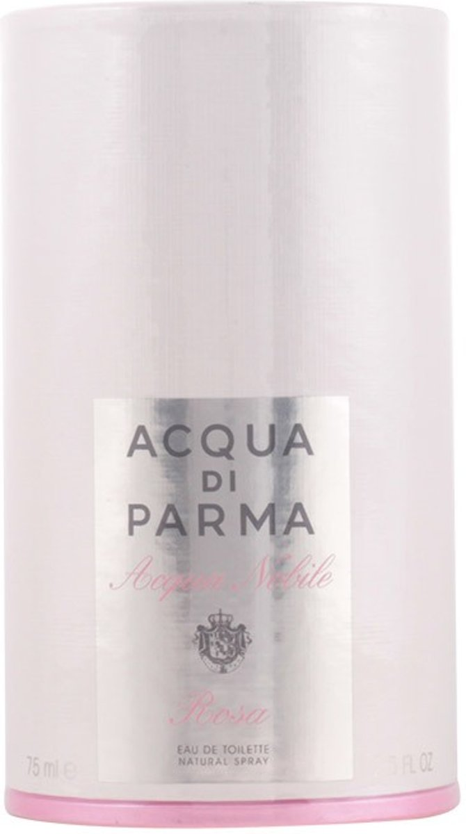 MULTI BUNDEL 2 stuks ACQUA NOBILE ROSA Eau de Toilette Spray 75 ml