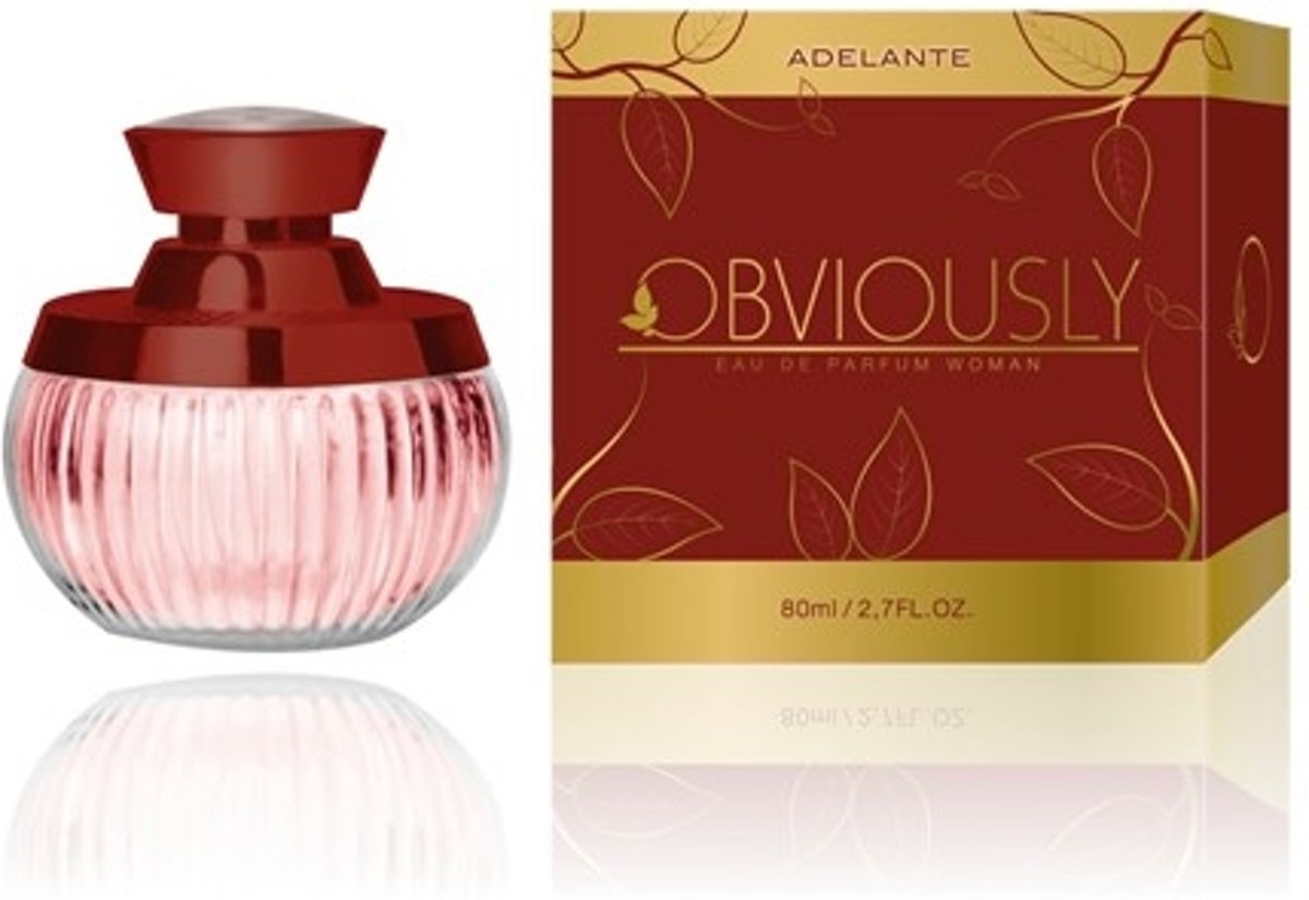 Adelane Obviously Woman - 80 ml - Eau De Parfum