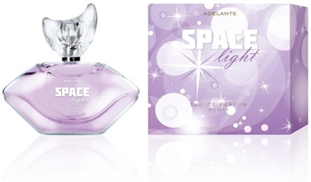 Adelante Eau de parfum Space Light