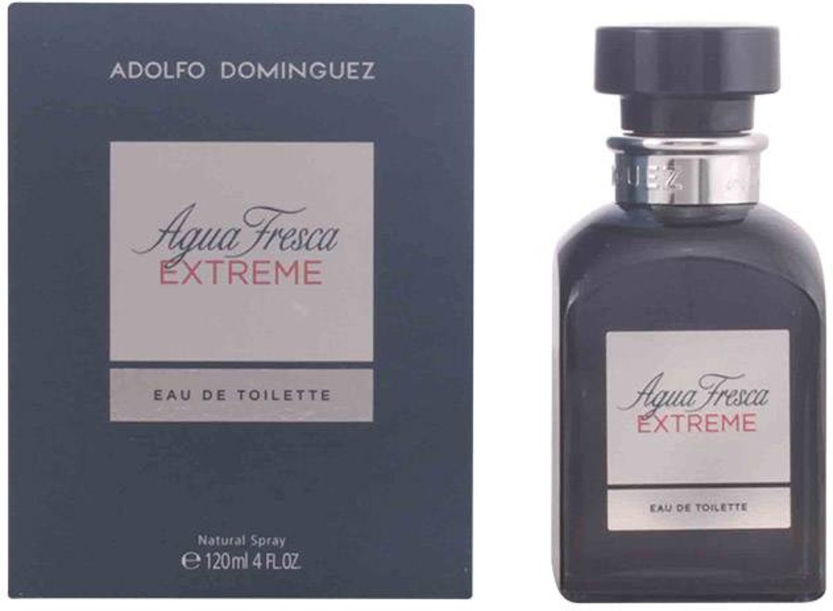 AGUA FRESCA EXTREME eau de toilette spray 120 ml