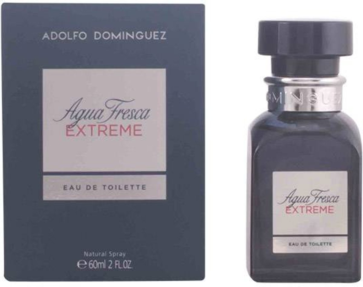 AGUA FRESCA EXTREME eau de toilette spray 60 ml