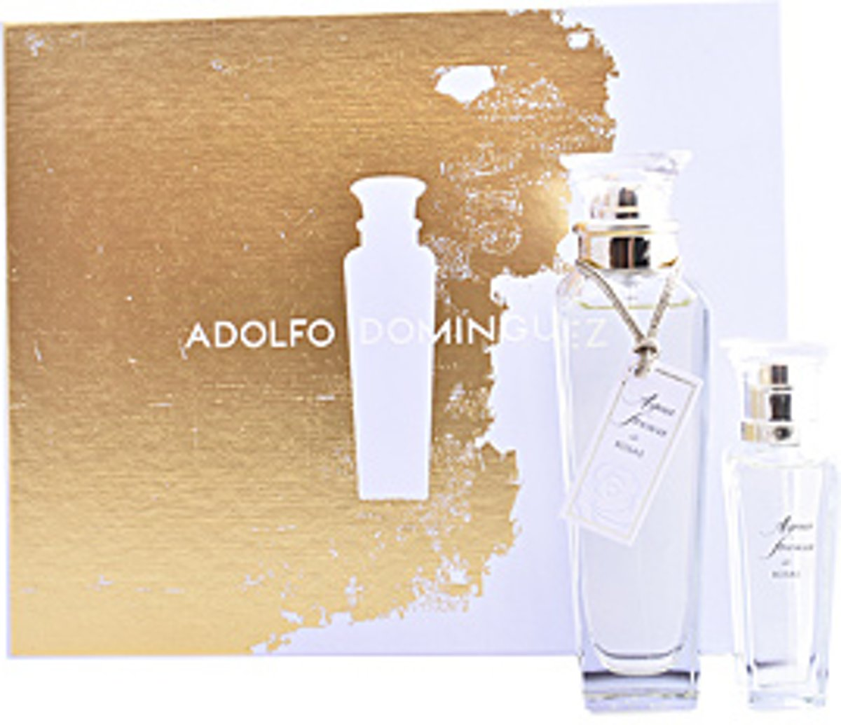 Adolfo Dominguez AGUA FRESCA DE ROSAS LOTE edt vapo 120 ml + edt vapo 30 ml