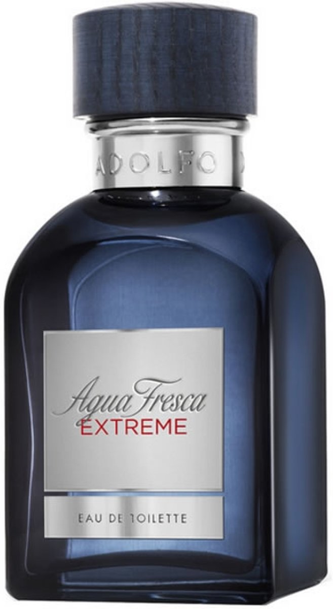 Adolfo Dominguez Agua Fresca Extreme Eau De Toilette Spray 120ml 2017
