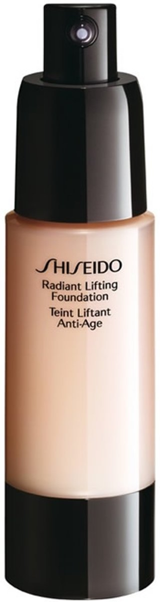 Adolfo Dominguez Shiseido Radiant Lifting Foundation Spf15 O20 Natural Light Ochre 30ml