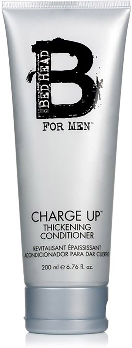 Adolfo Dominguez Tigi Charge Up Thickening Conditioner 200ml