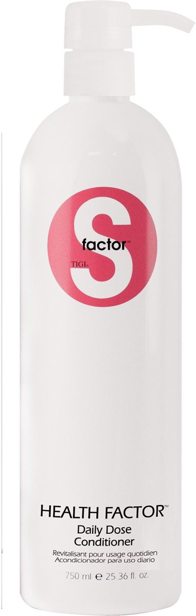 Adolfo Dominguez Tigi S Factor Health Factor Conditioner 750ml