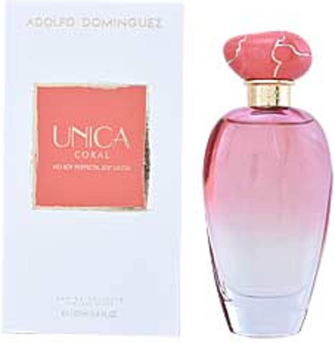Adolfo Dominguez UNICA CORAL edt spray 100 ml