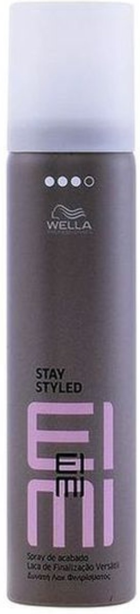 Adolfo Dominguez Wella Eimi Stay Styled Level 3 Finishing Spray 75ml