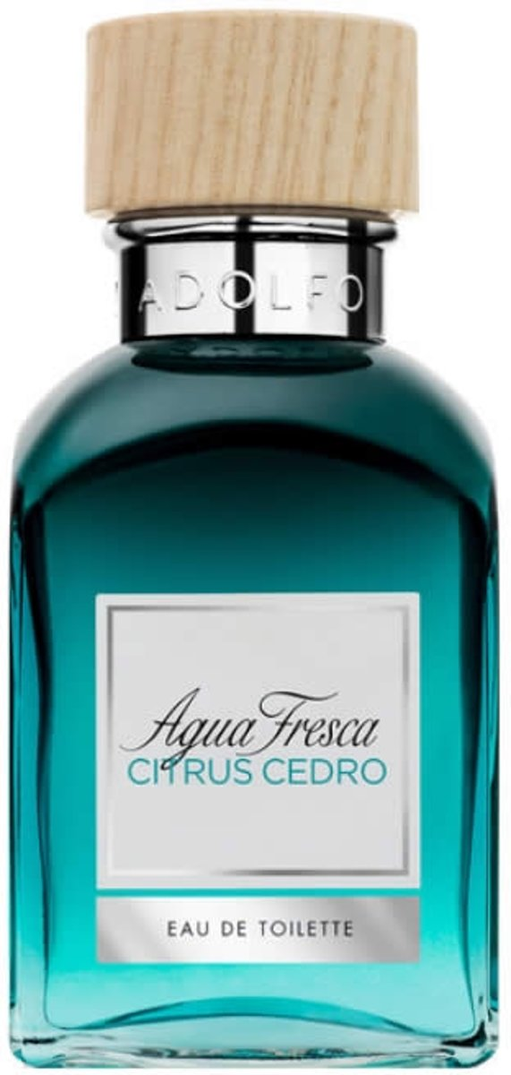 Agua Fresca Citrus Cedro Eau De Toilette Spray 60ml