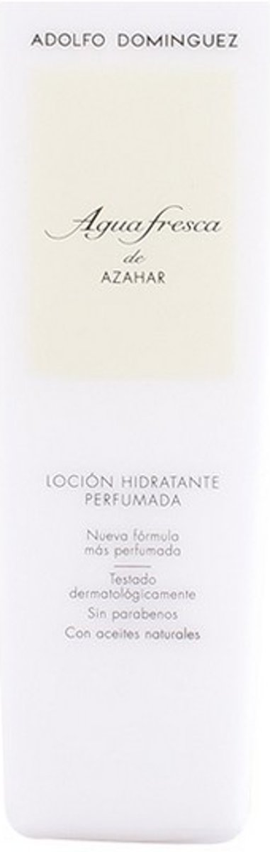 Body Lotion Agua Fresca De Azahar Adolfo Dominguez (500 ml)