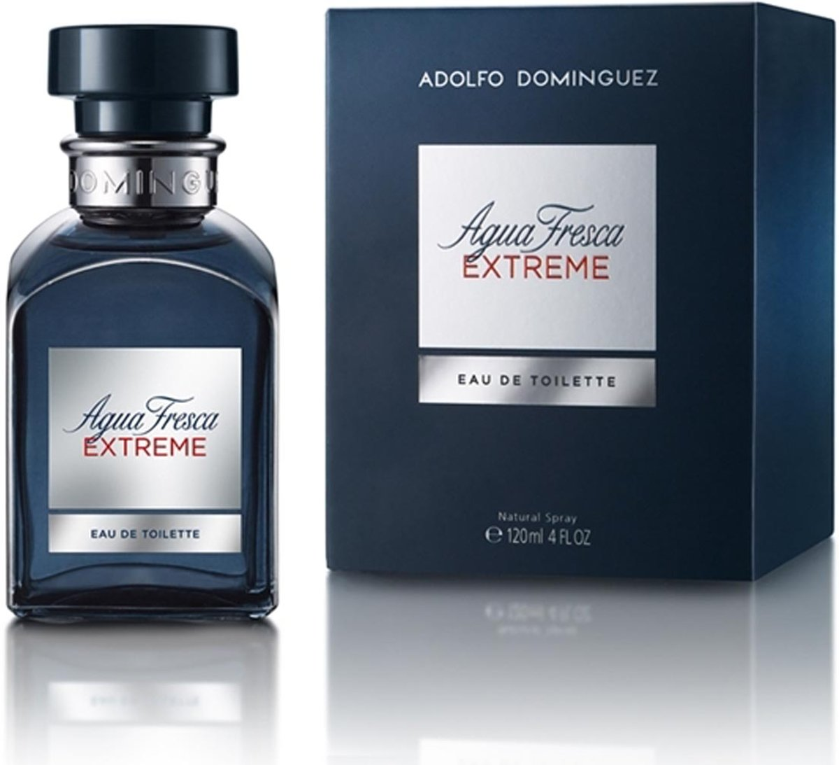 MULTI BUNDEL 3 stuks Adolfo Dominguez Agua Fresca Extreme Eau De Toilette Spray 230ml