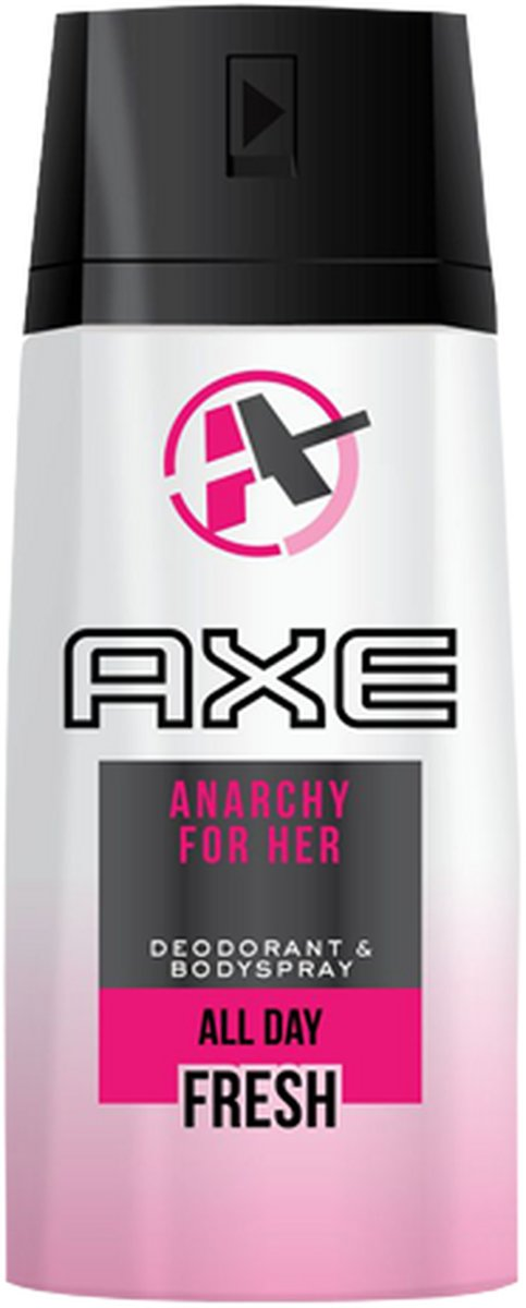 Axe Anarchy for Her Deodorant & Bodyspray - Eau de parfum - 150ml