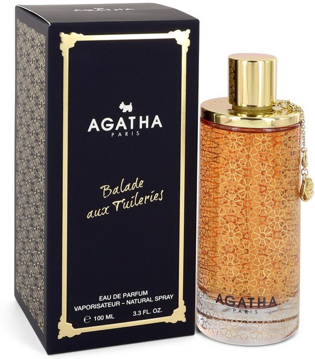 Agatha Paris Agatha Balade Aux Tuileries eau de parfum spray 100 ml