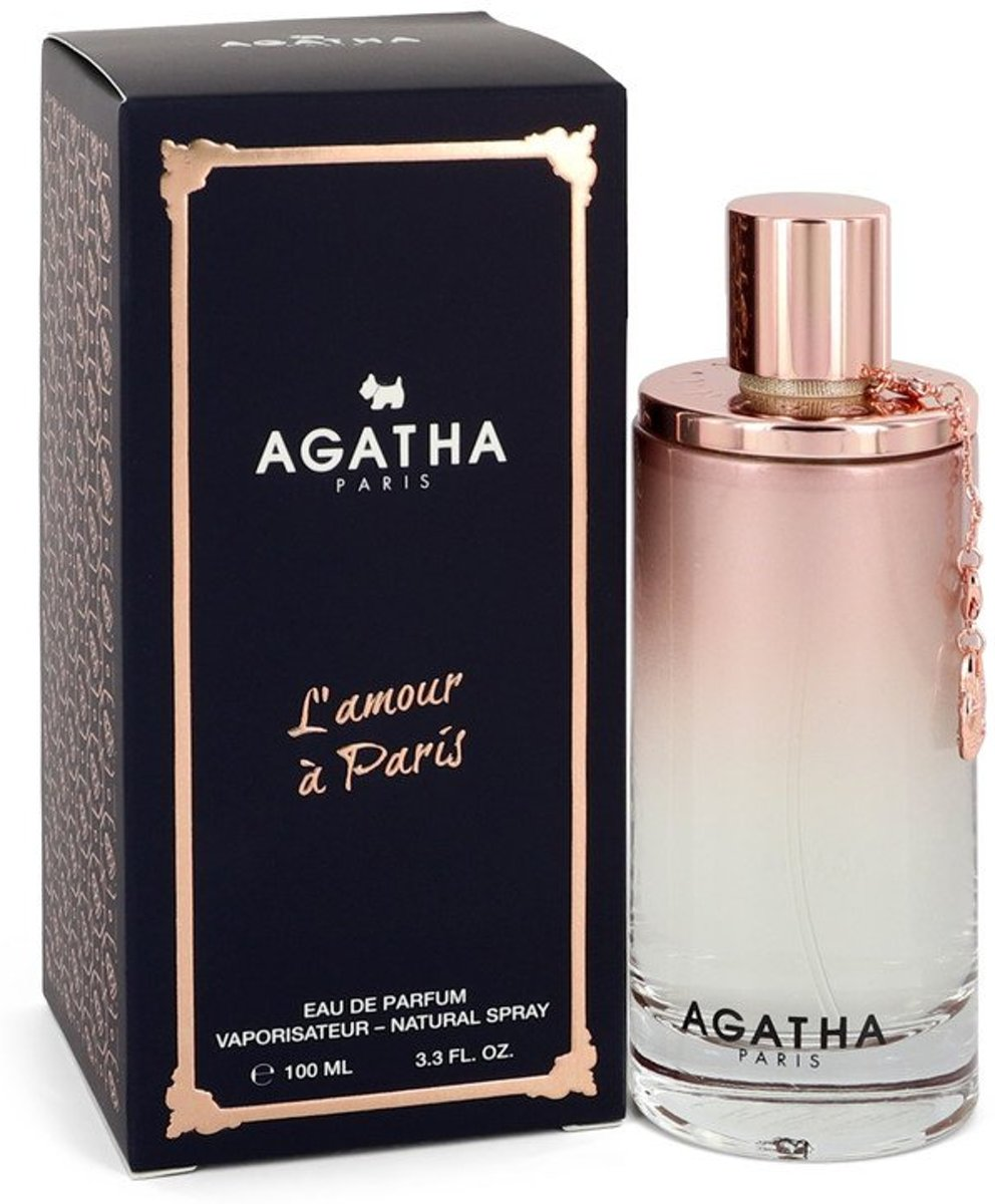 Agatha Paris Agatha Lamour A Paris eau de parfum spray 100 ml