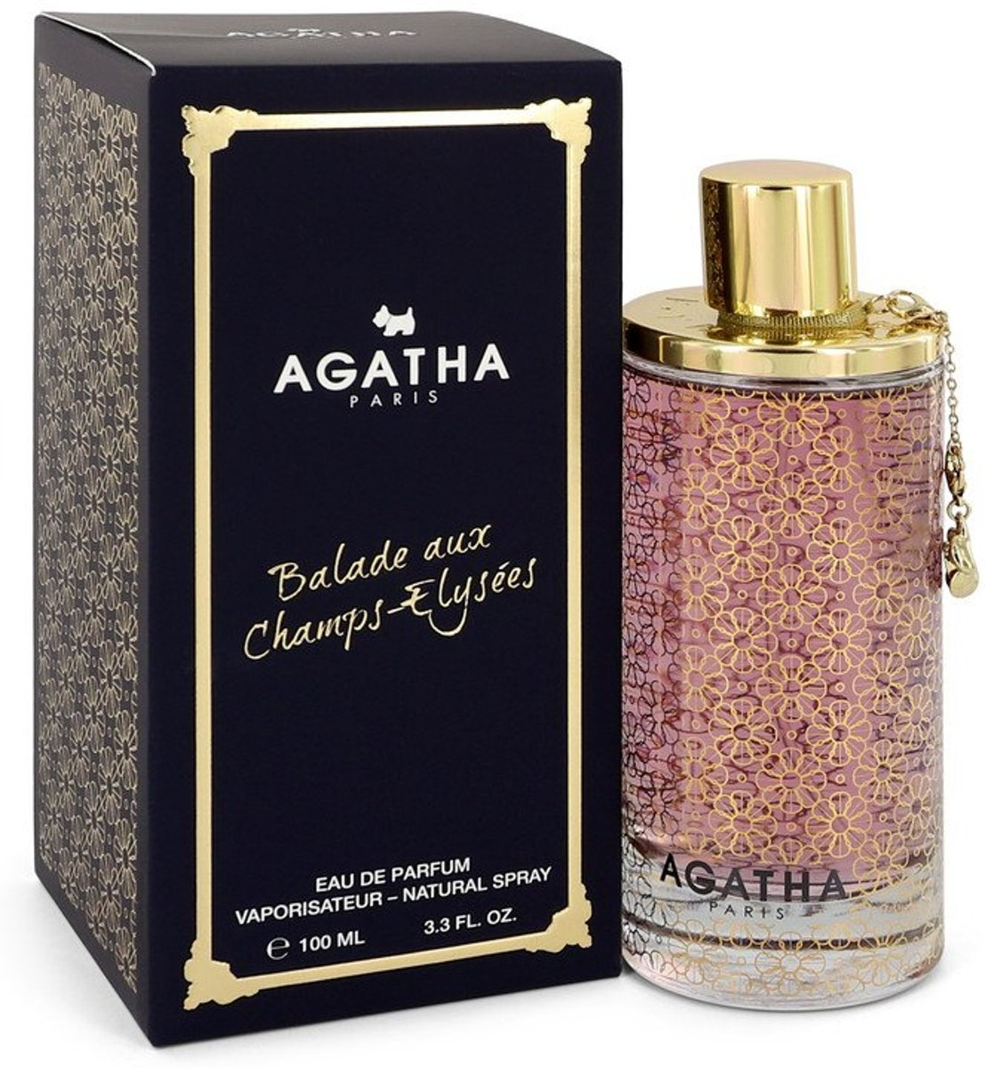 Agatha Paris Balade Aux Champs Elysees eau de parfum spray 100 ml