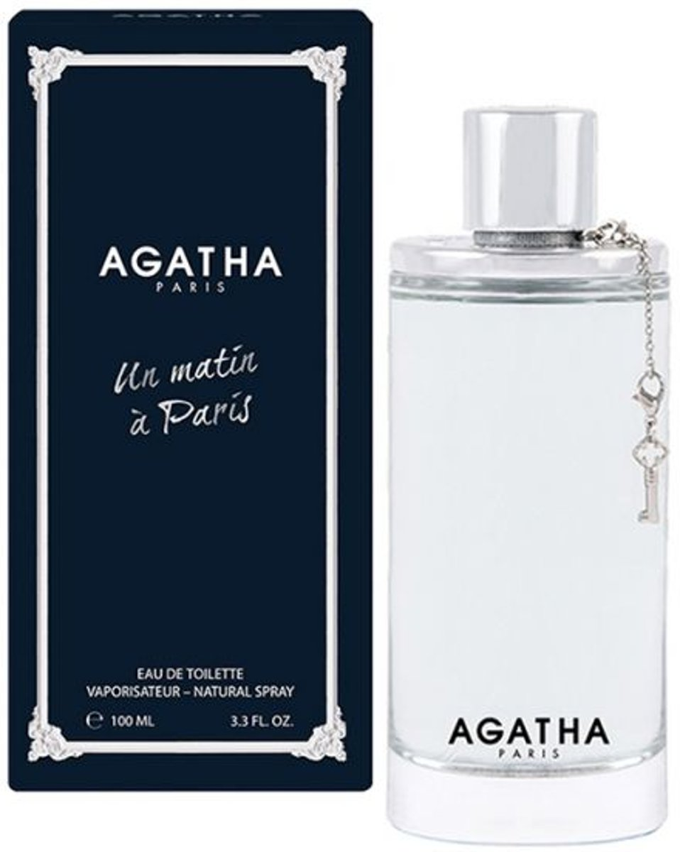 Agatha Un Matin à Paris Eau de Toilette (EdT) 100 ml