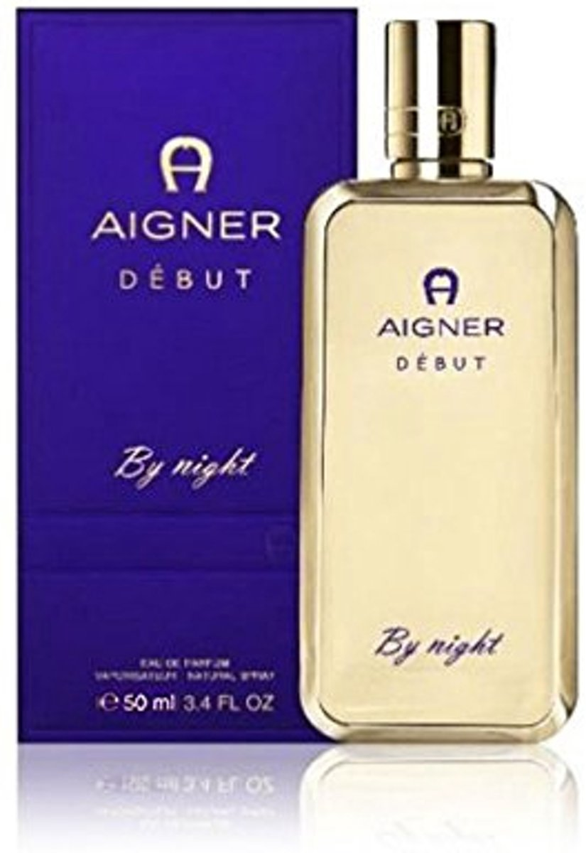 AIGNER DEBUT BY NIGHT POUR FEMME EDP Spr 50,0 ml