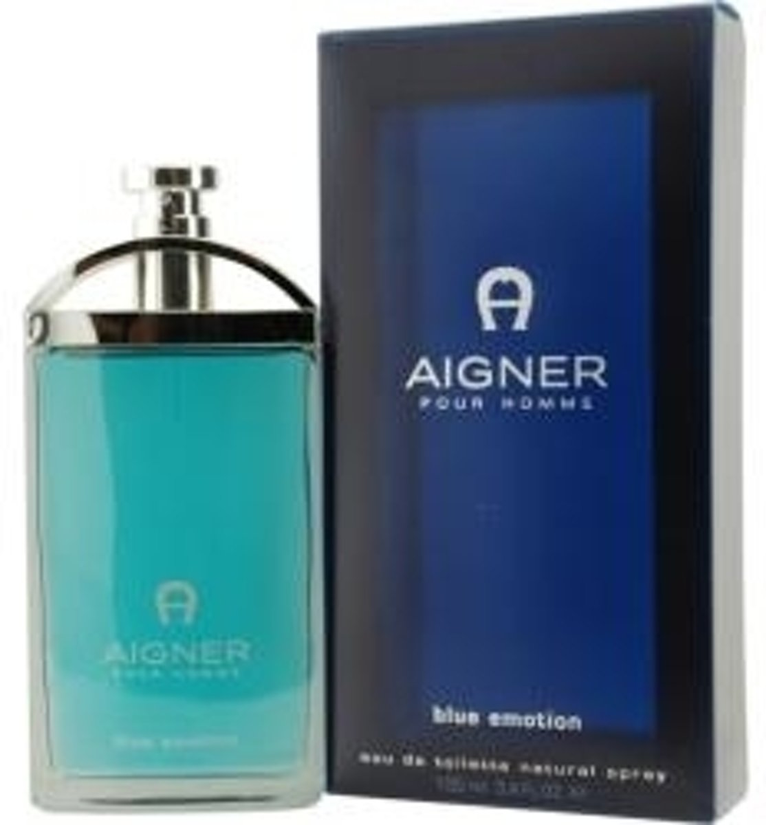 Aigner - Eau de toilette - Blue Emotion homme - 100 ml