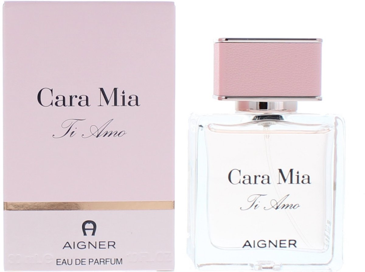 Aigner Cara Mia To Amo F Edp 30ml