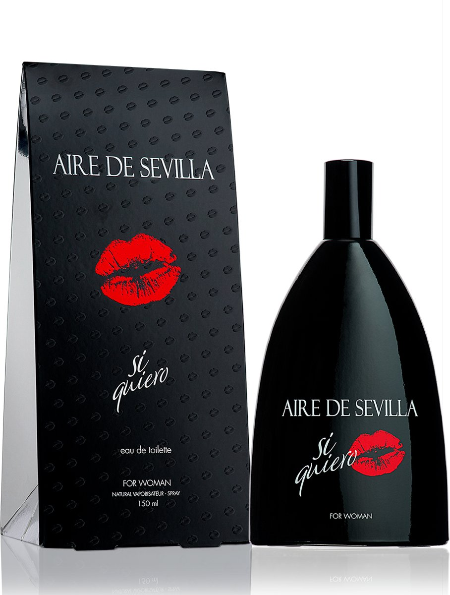 Aire Sevilla AIRE DE SEVILLA SI QUIERO edt spray 150 ml