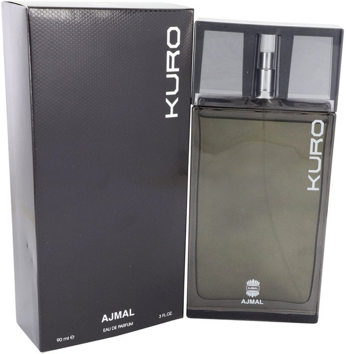 Ajmal Ajmal Kuro eau de parfum spray 90 ml