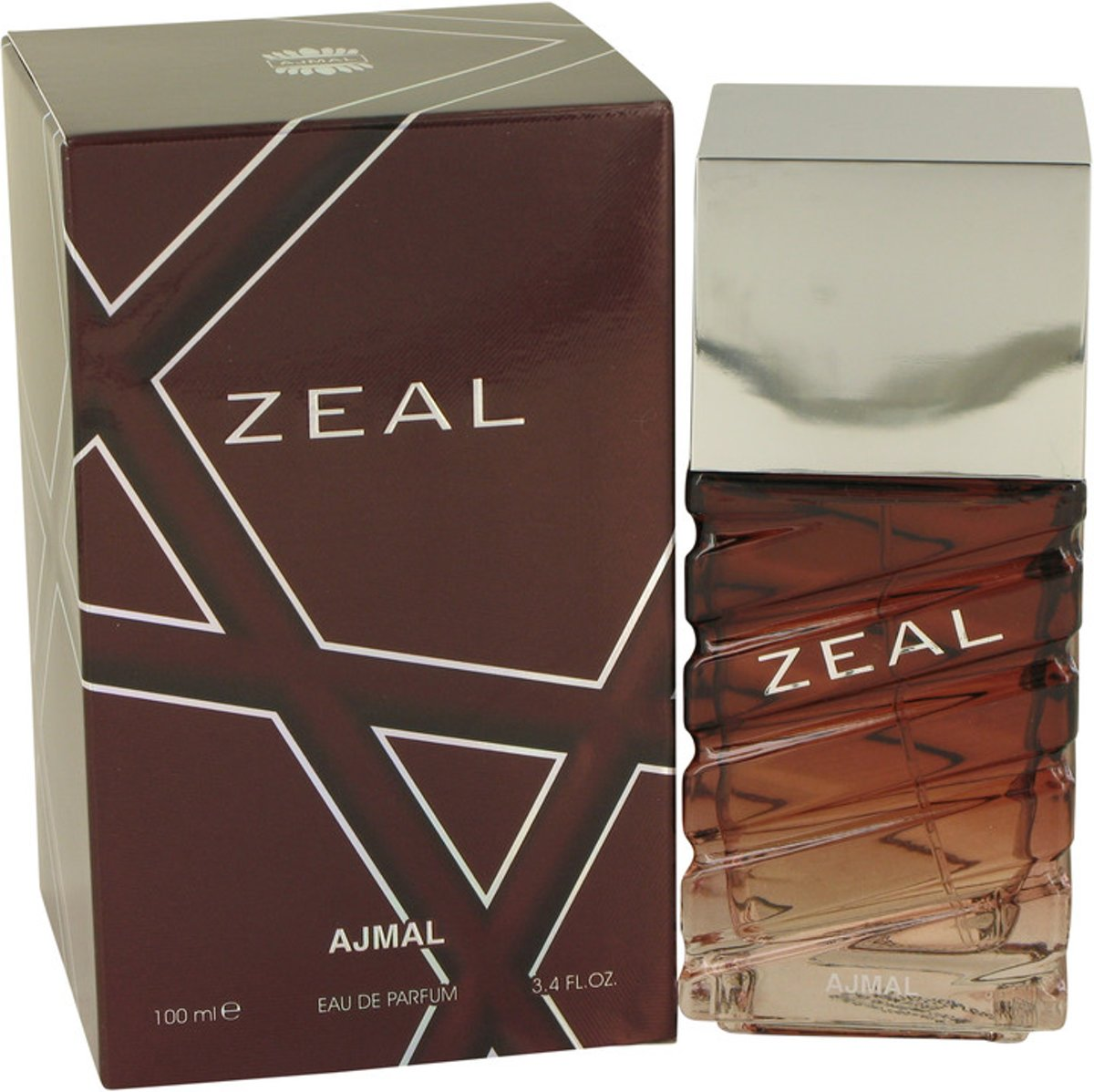 Ajmal Ajmal Zeal eau de parfum spray 100 ml