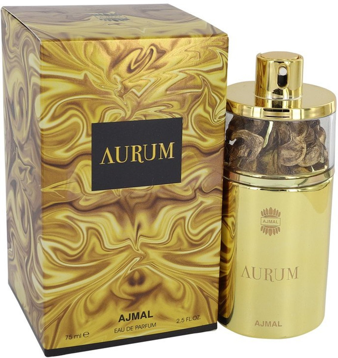 Ajmal Aurum eau de parfum spray 75 ml