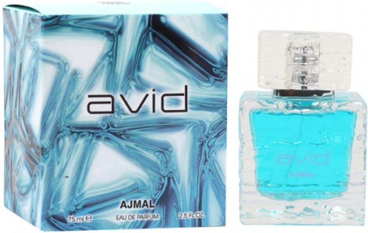 Ajmal Avid eau de parfum spray 75 ml