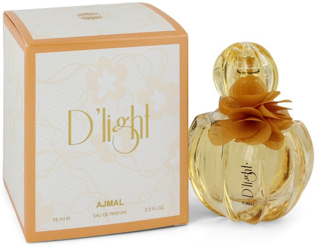 Ajmal Dlight - Eau de parfum spray - 75 ml