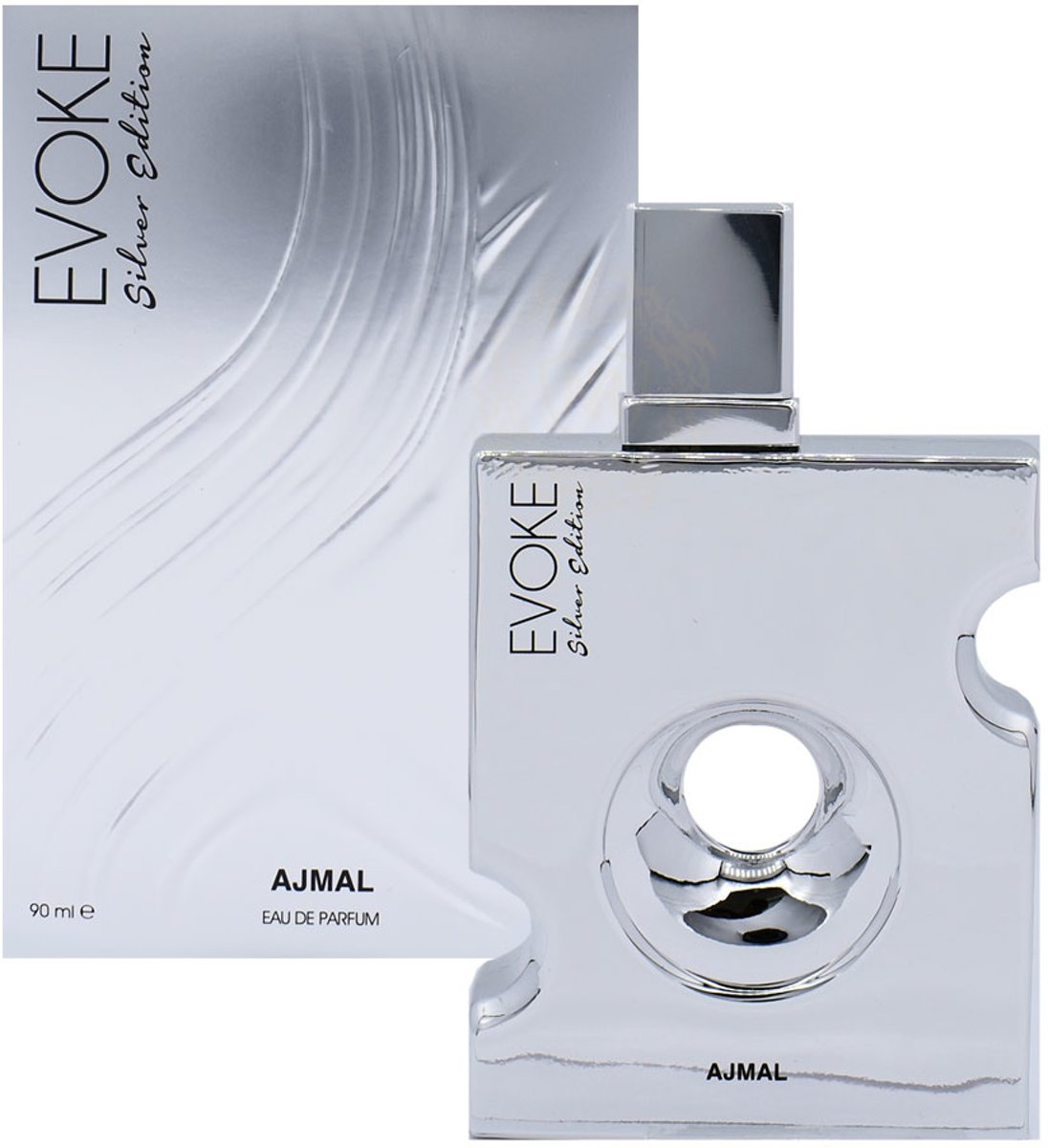 Ajmal Evoke Him Silver Edition edp 90ml
