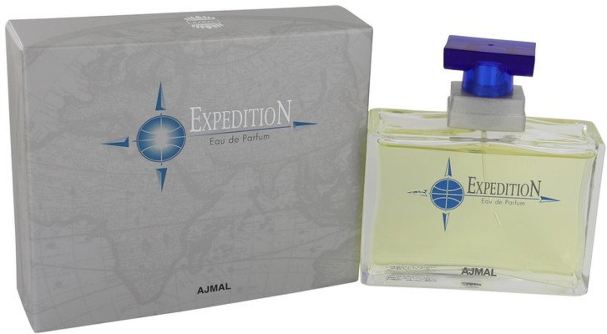 Ajmal Expedition eau de parfum spray 100 ml